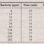 Modeling Bacterla Growth