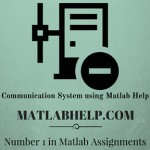 Communication System using Matlab
