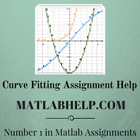 Curve Fitting Assignment Help Matlab Help