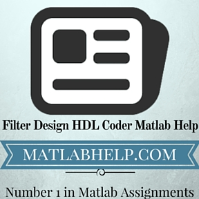 Filter Design HDL Coder Matlab Help
