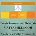 Financial Instruments using Matlab