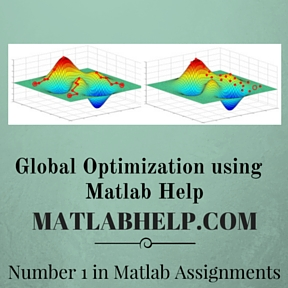 Global Optimization using Matlab Matlab Help