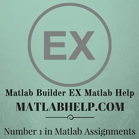 Matlab Builder EX Matlab Help