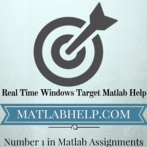 Real Time Windows Target Matlab Help
