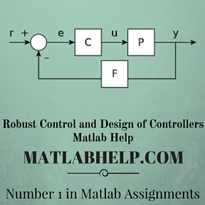 Robust Control and Design of Controllers Matlab Help