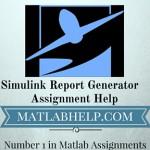 Simulink Report Generator