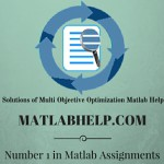 Solutions of Multi Objective Optimization