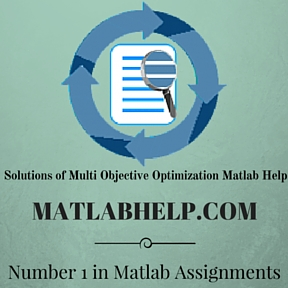 Solutions of Multi Objective Optimization Matlab Help